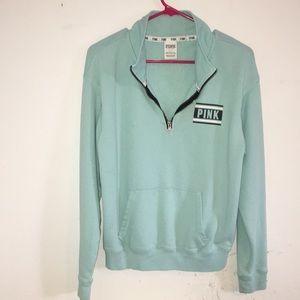 teal PINK jacket